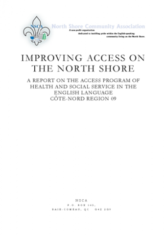 Improving Access on the North Shore